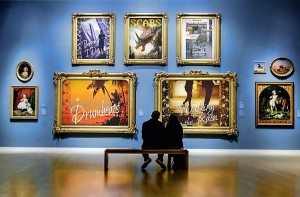 Books gallery photofunia